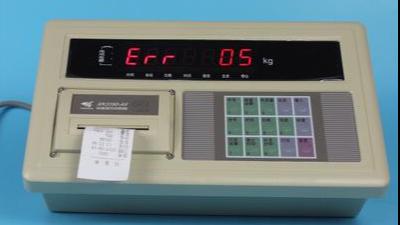 地磅上称重仪表数字总跳是为什么?